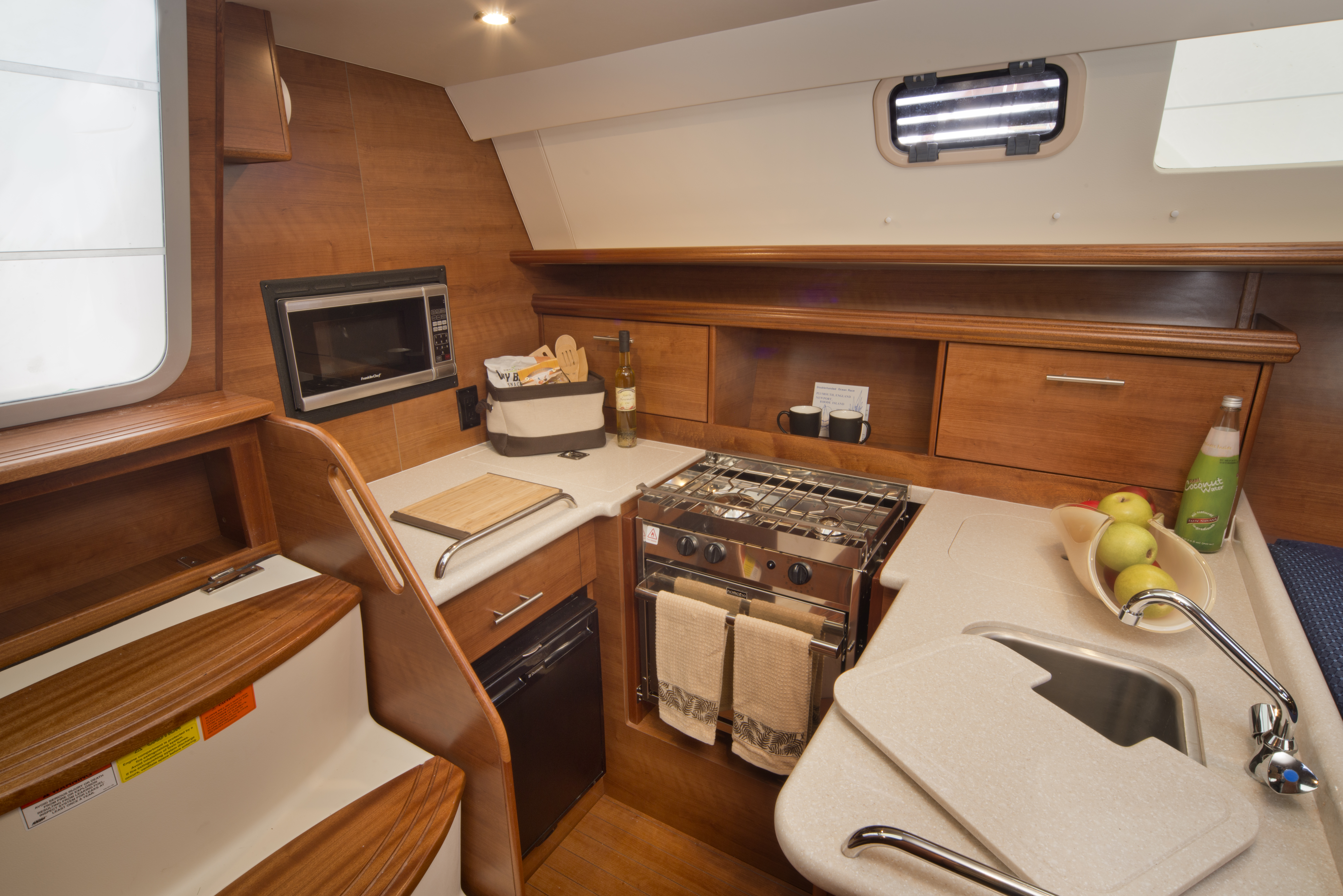 33 galley
