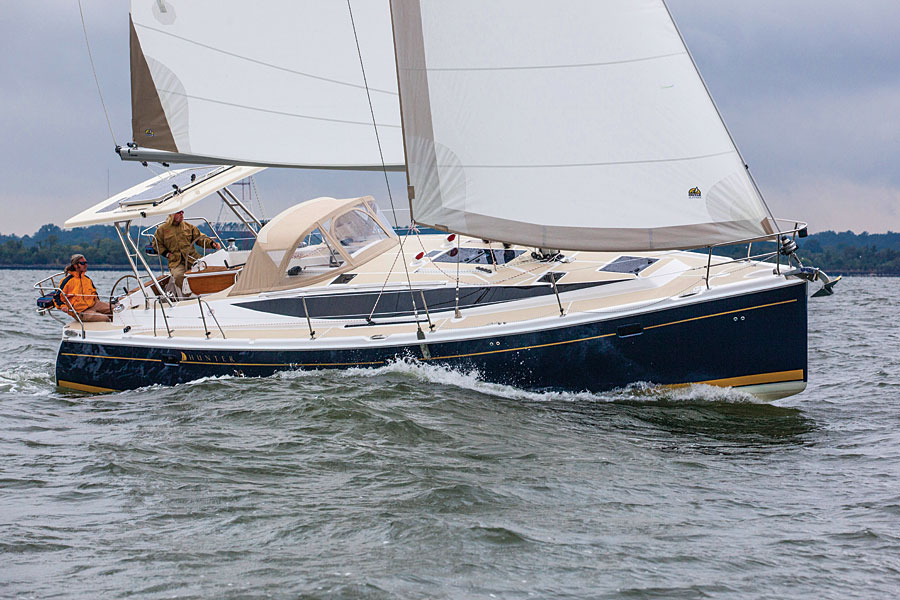 The 40 – A new level of design, performance and luxury | Marlow