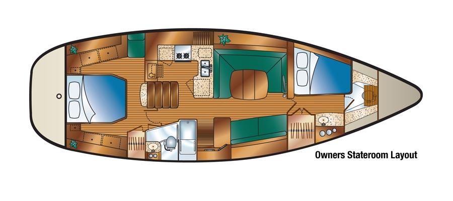 The 45 Deck Salon Wide Open Spaces