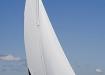 Hunter 45 Sailing in Newport, RI