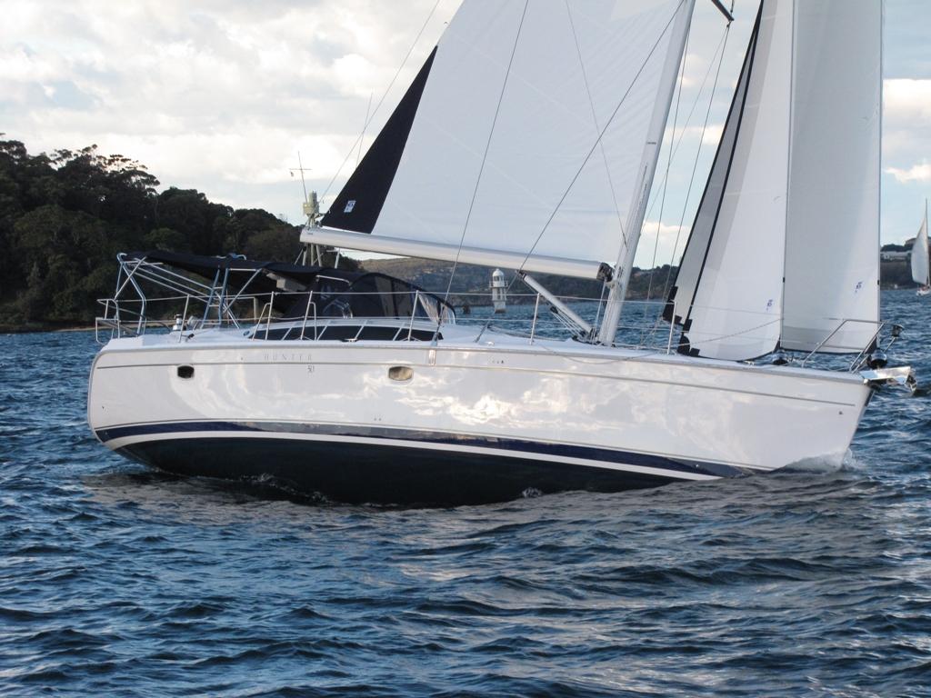 H50 Sydney Harbour 2