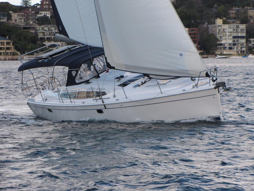 H50 Sydney Harbour