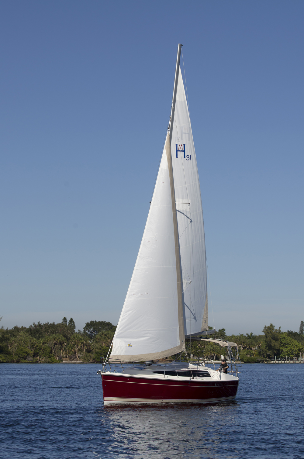 MH31 Under Sail wDavid