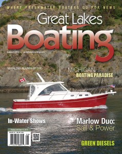 Great Lakes Boating Magazine