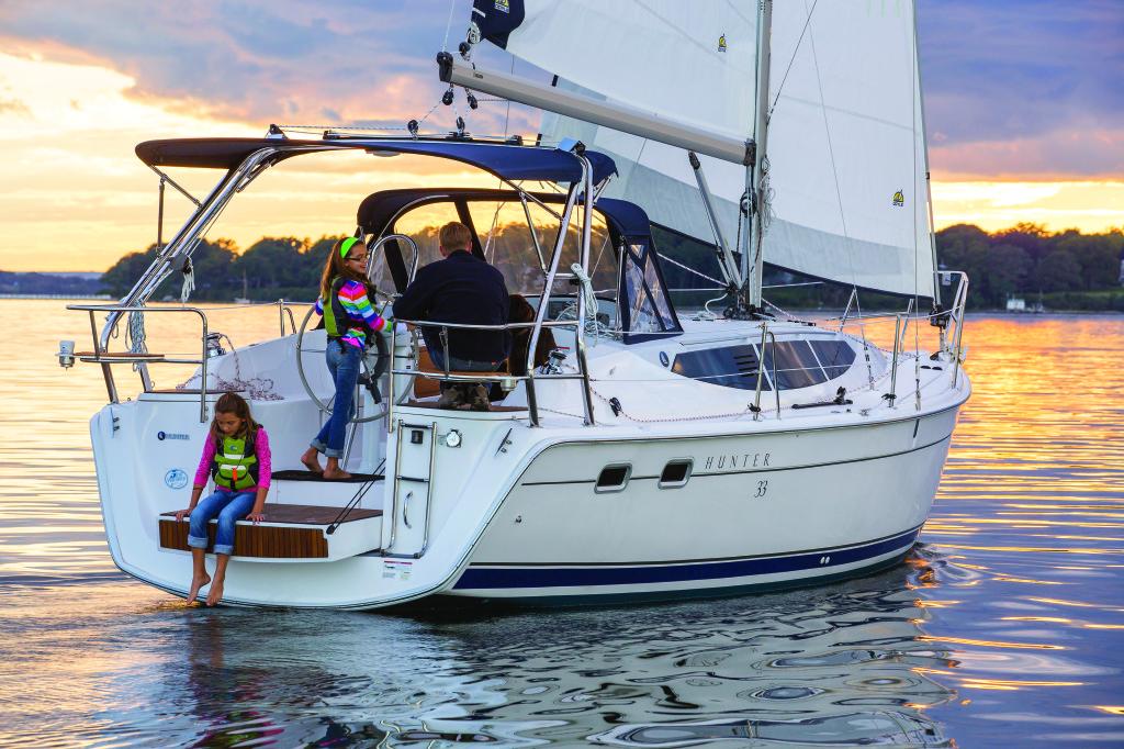 Hunter 33 Rj Yacht Consulting San Diego Yacht Broker