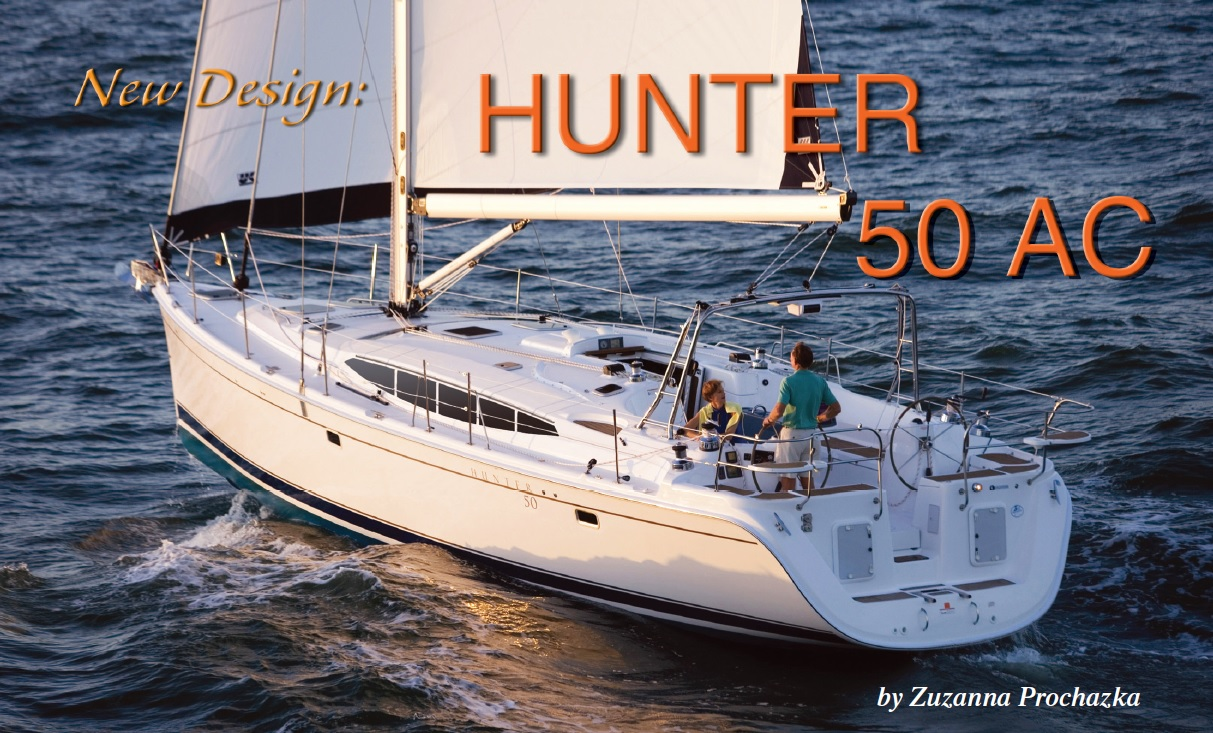 Marlow Hunter 50