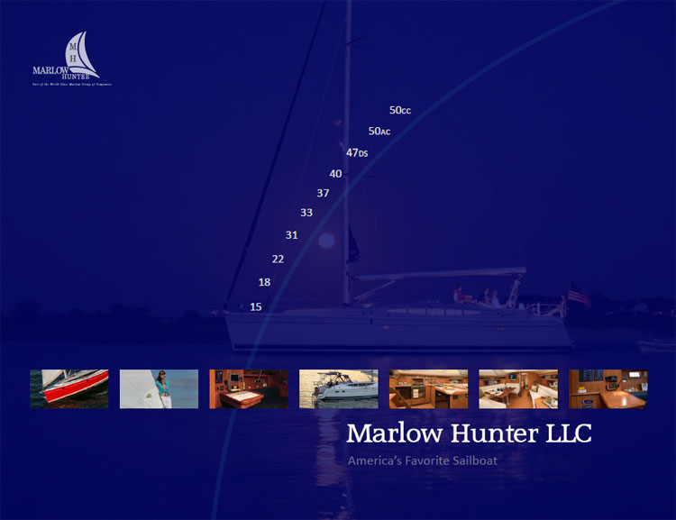 Full Line Marlow Hunter 2015 Brochure