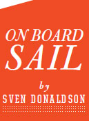 On Board Sail, by Sven Donaldson
